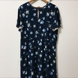 Old Navy / Smocked Summer Dress 2X
